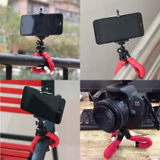 Flexible Portable Octopus Mini Tripod Mobile Phone Selfie Stand Free Shipping