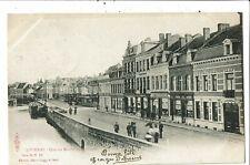 CPA Carte Postale-Belgique-Tournai-Quai du Marché au Poissons -1901 -VM27713b