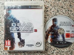 Dead Space 3 Limited edition ps3) - European Version