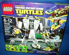 LEGO 79105 BAXTER ROBOT RAMPAGE TMNT teenage mutant ninja turtles NISB retired
