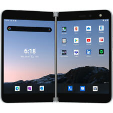 Microsoft Surface Duo Folding 2 Screen Smartphone (Locked AT&T) - Choose Size