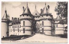 chaumont , le château , façade sud-ouest -