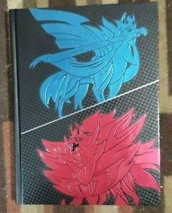 Pokemon Sword & Shield Galar Region Pokedex Collector's Edition Game Guide + Map