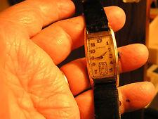 Hamilton Vintage Curved Watch 980 caliber