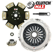 CLUTCHMAX STAGE 4 MAX RACE CLUTCH KIT for SUBARU IMPREZA WRX STi EJ257 6-SPEED