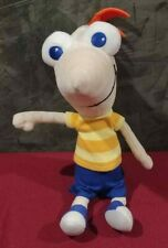 """Disney Store Phineas And Ferb Phineas 10"""" Plush"""