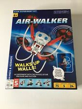 Thames & Kosmos Air-Walker Gravity-Defying Robot Science Experiment Kit - New