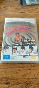 The Deadly Companions - Rare DVD Aus Stock New Region 4