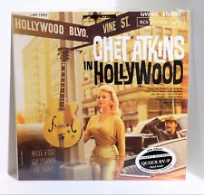 CHET ATKINS In Hollywood 200-gram VINYL LP Sealed Classic Records LSP-1993