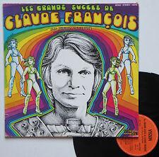 """Vinyle 33T Jimmy Styling  """"Les grands succès de Claude François"""""""