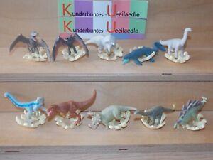 Jurassic World Kinder Joy  D 2021  Auswahl Einzelfiguren mit BPZ