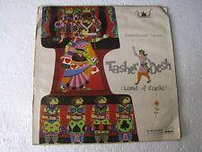 Rabindranath Tagore Tasher Desh ECLP 2298 Bengali LP Record India NM-1453