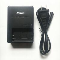 MH-27 Battery Charger for Nikon Coolpix A 1 J1 J2 J3 S1 EN-EL20