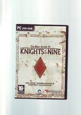 THE ELDER SCROLLS IV OBLIVION : KNIGHTS OF THE NINE - PC GAME EXPANSION COMPLETE