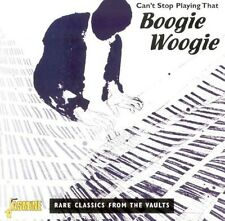 Can't Stop Playing That Boogie (2002, CD NEUF)