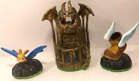 * Dragons Peak Winged Boots Sparx Skylanders Spyros Adventure Wii PS3 PS4 Xbox👾