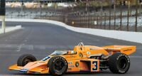 Mclaren f1 18 Formula 1 12 Indy 500 IndyCar Race Car Model Gift For Men gP720sp1