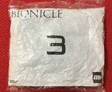 Lego Bionicle 8557 Replacement Parts & Pieces - Bag #3 Only - As Shown