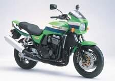 Kawasaki ZRX 1100 Titanium oval carbon out race Motorbike Exhaust Can