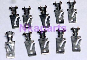 10 x male 56 Terminals crimp suit most gmh some chrysler  16/14 gauge bulkhead
