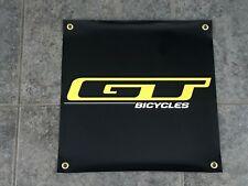 Gt Bicyclesbanner sign shop wall garage Bmx track mountain bike mtb racing