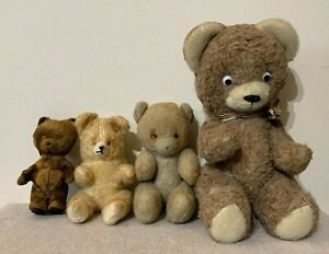 Set of German Teddy Bears