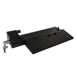 Lenovo Thinkpad Ultra Dock Type 40A2 HDMI, DisplayPort, USB 3.0,  + Schlüssel