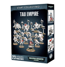 Games Workshop Citadel - Warhammer Start Collecting Tau Empire