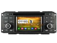 Android Car DVD Player GPS Radio For Jeep Grand Cherokee Wrangler Liberty Dakota