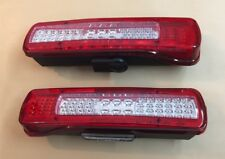 2x LED Rear Combination Lights Lamps Stop Fog Reverse Alarm for VOLVO Fh4 2013