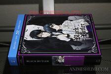 Black Butler Complete Season 1 (Anime Classics) Anime DVD+Blu-ray R1