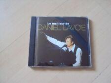 CD  le meilleur de DANIEL LAVOIE
