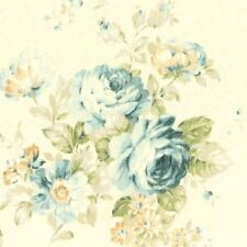 Cottage Shabby Chic Lecien Durham Quilt Floral Cotton Fabric 31336-70 BTY