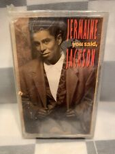 You Said ~ Jermaine Jackson (Cassette) NEW