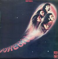 Deep Purple - Fireball. New Zealand 1st Issue. Different Back Cover.Lam. EX / EX