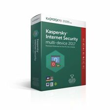 KASPERSKY INTERNET SECURITY 2017 1 PC / User / Device / 1 Year / Download