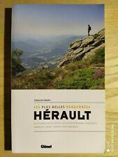 Guide les + belles randonnées Hérault Glénat 2016 143 pages