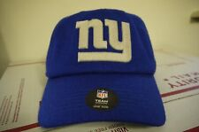 33c250975 NFL Authentic N.Y. Giants Adjustable Wool cap from 47 Brand. Solid Blue-