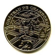 41 CHAMBORD Château et salamandre, 2009, Monnaie de Paris