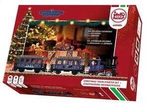 LGB 70305 Startset Weihnachtszug Oldtimerzug + Gleiskreis + Trafo Spur G - NEU