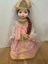 vintage plastic Russian doll