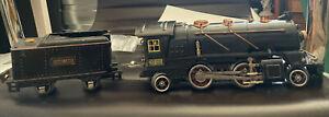 Lionel #261 Pre-war O Gauge 2-4-2 Steam Locomotive.