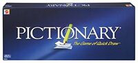 pictionary board game, MANUFACTURE SEALED, FREE EXPRESS DELIVERY FROM UK