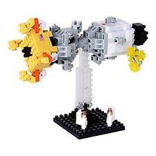 NEW NANOBLOCK Lunar Landing - Nano Block Micro-Sized Building Blocks NBH-084
