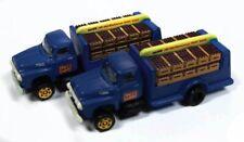 N Scale Beverage Truck, vehicle - Dad's Rootbeer