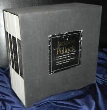 Jackson Pollock Catalogue de Raisonne Complete 4 Volumes 1978 First Edition