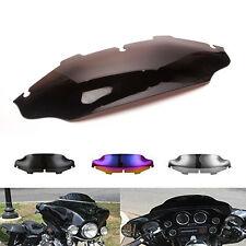 Smoke Windshield Windscreen For Harley Electra Street Glide FLHX FLHT Touring TR