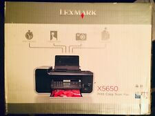 NEW Lexmark X5650 All In One Inkjet Printer Copier Scanner Photos WiFi Printing