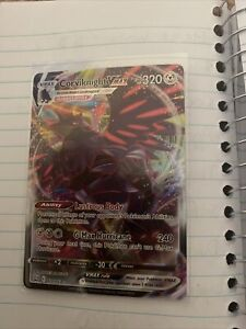 Corviknight VMAX - 110/163 - Rare Holo Card - Pokemon Battle Styles NM