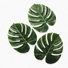 Tropical Palm Leaves EX-Large 4 Piece Luau Decoration Hawaiian Safari